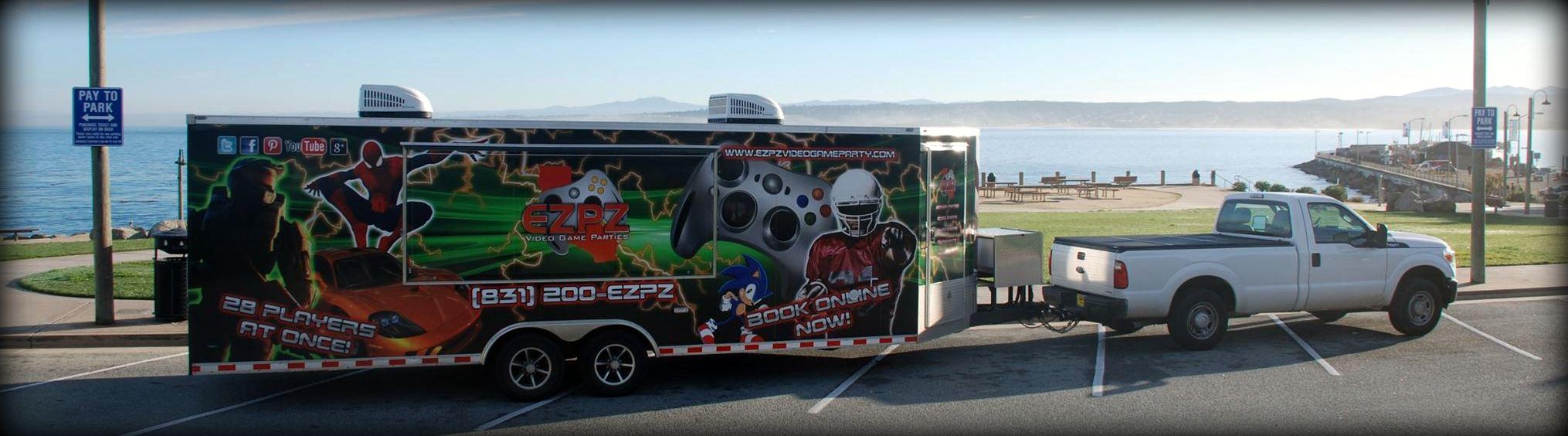 CA Game Truck - EZPZ