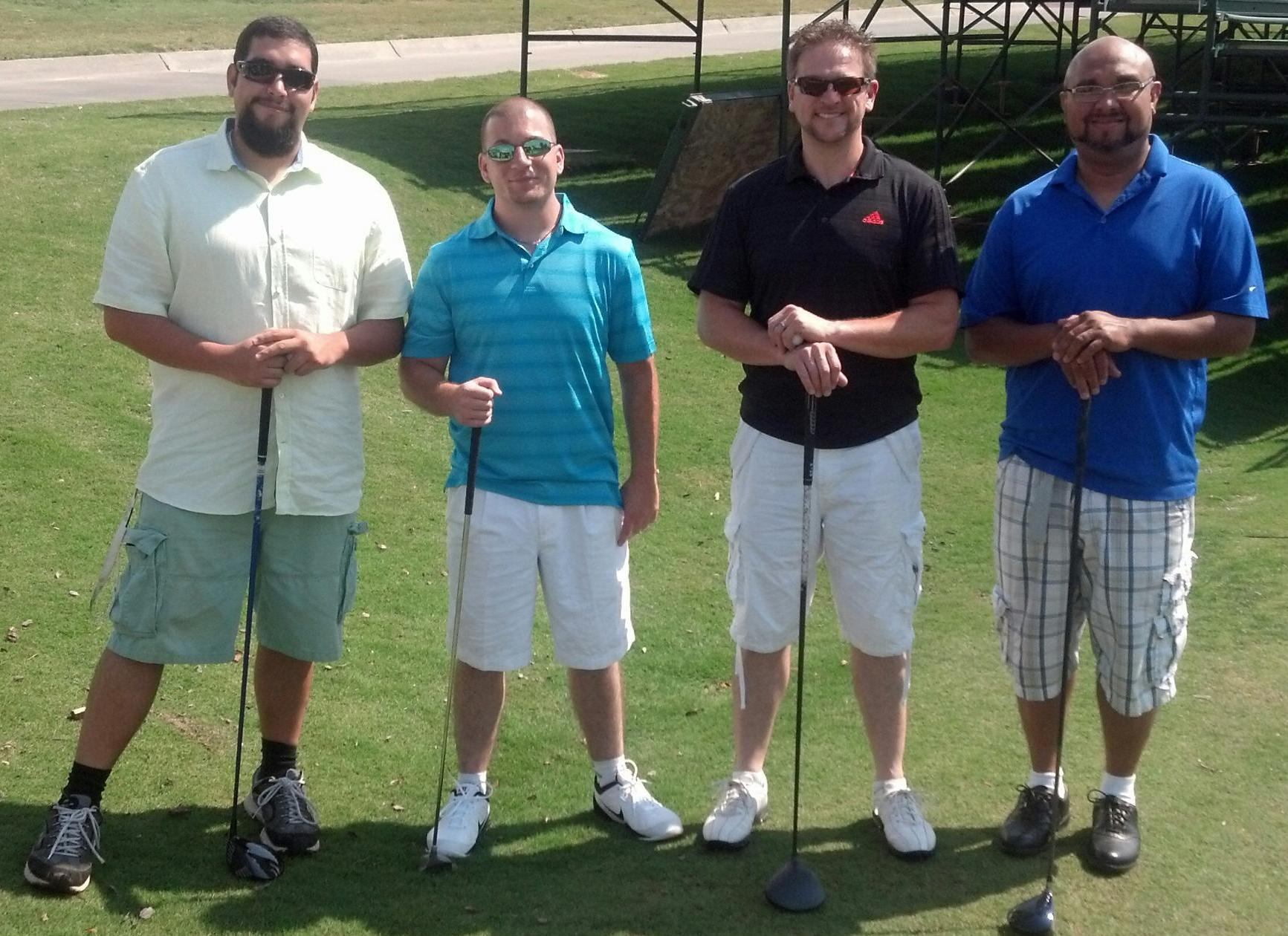 Game Coaches Golf Outing
