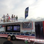 The USO in NC's Mobile Video Game Unit