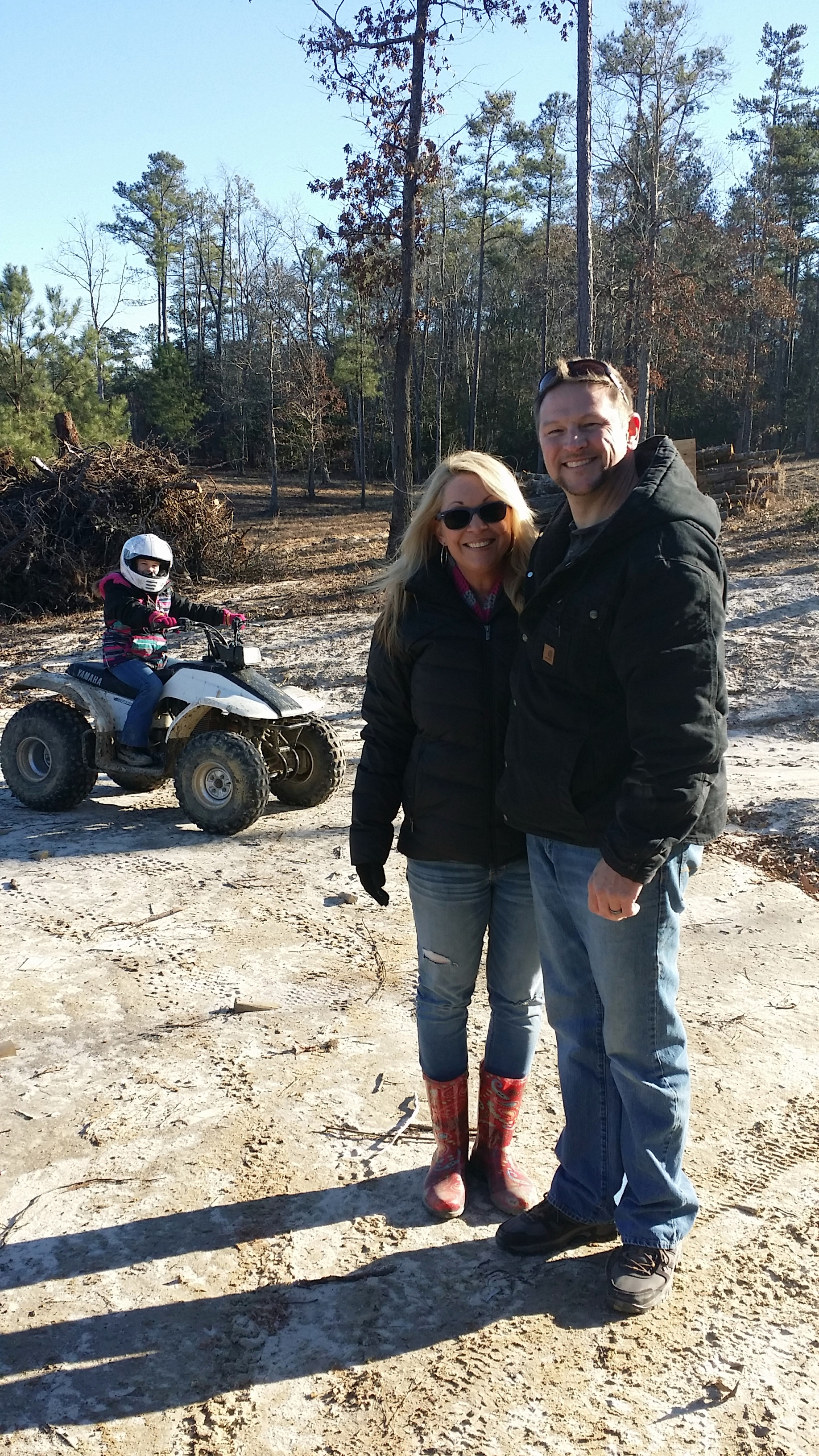 Dana and Ed Gainer