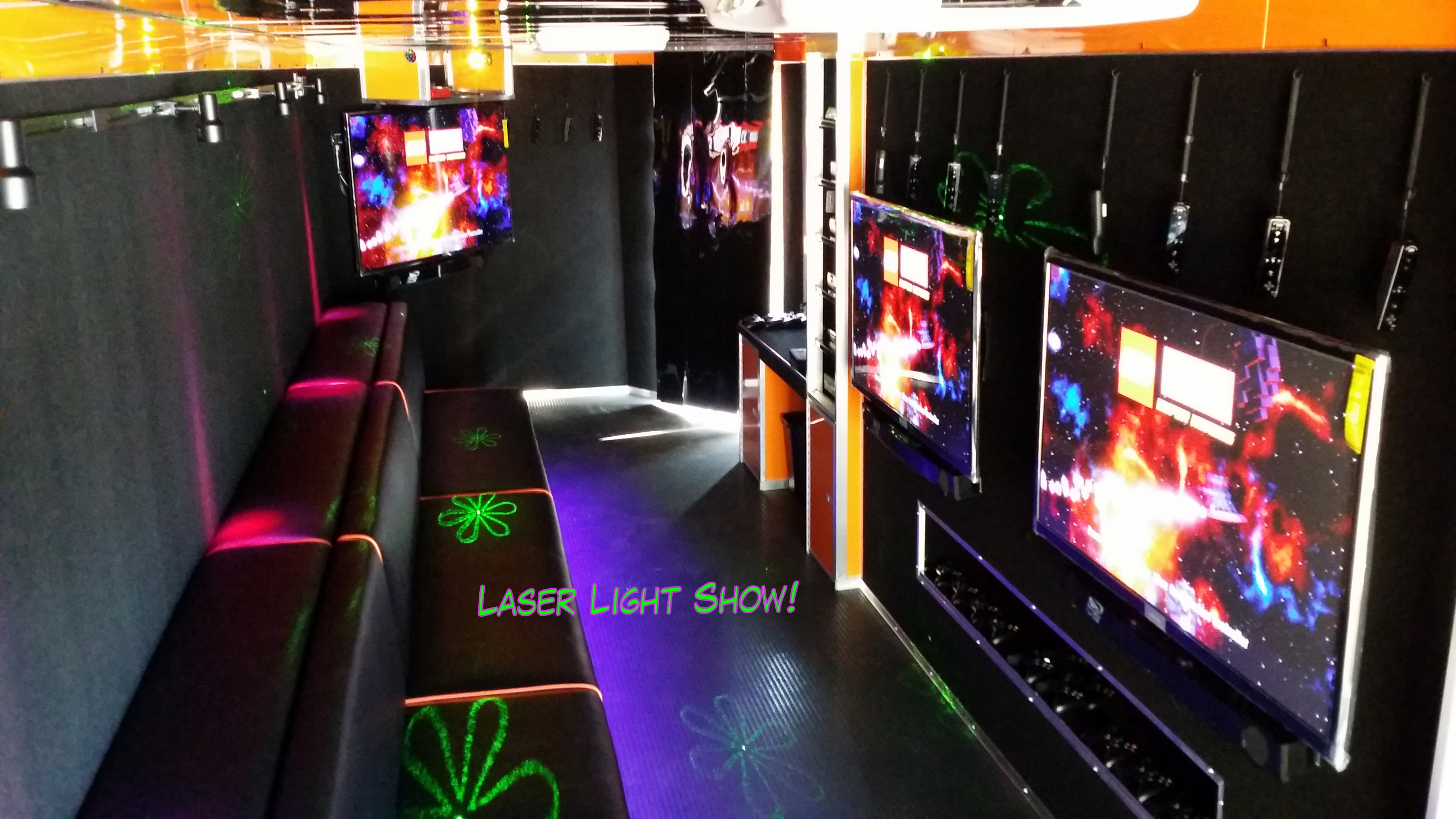 We have been installing the Laser Light Show since 2012! Buy from the leader in fresh ideas and innovation.