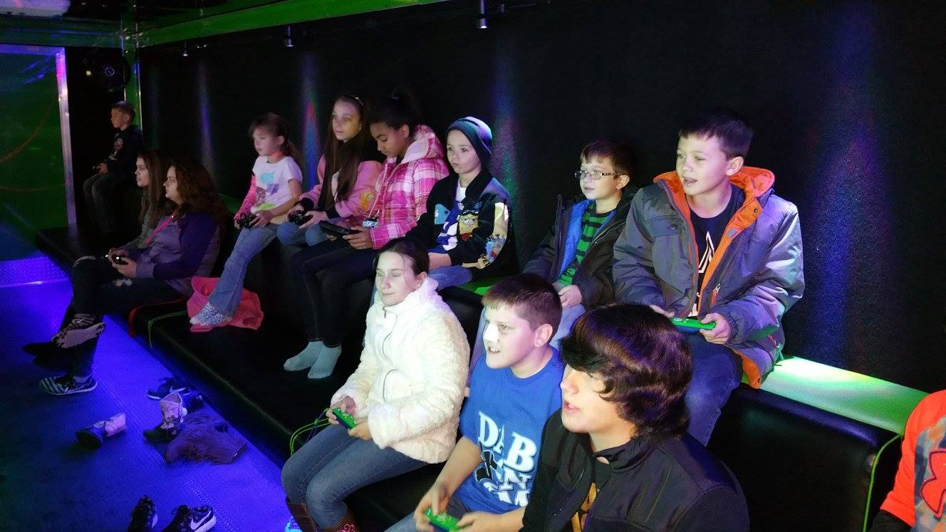 School Event Inside Gaming