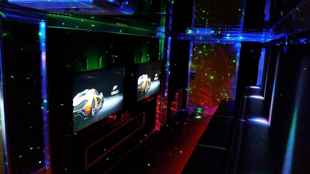 Interior Game Zone Bham