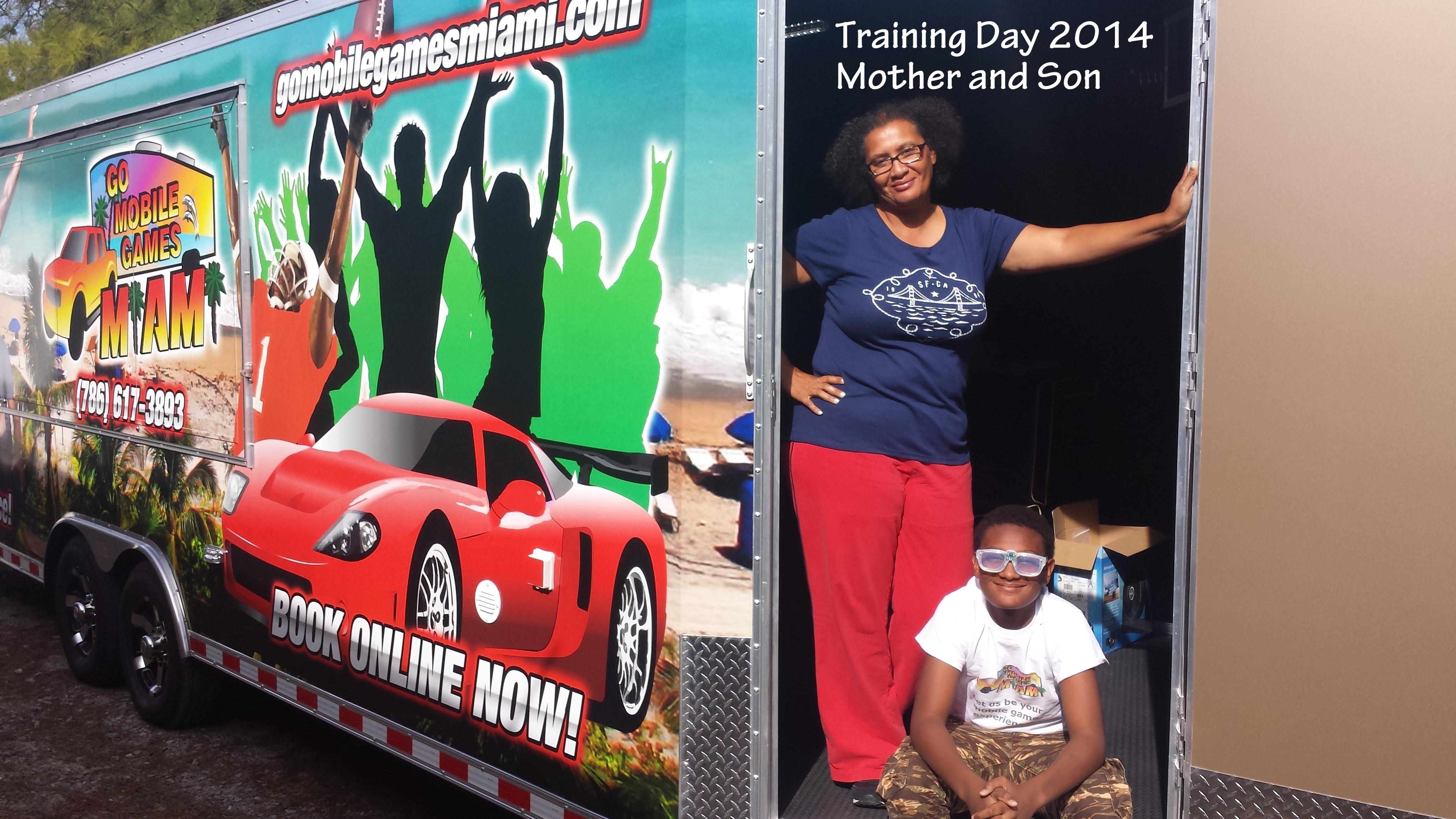 2014 Go Mobile Games Miami's Training Day