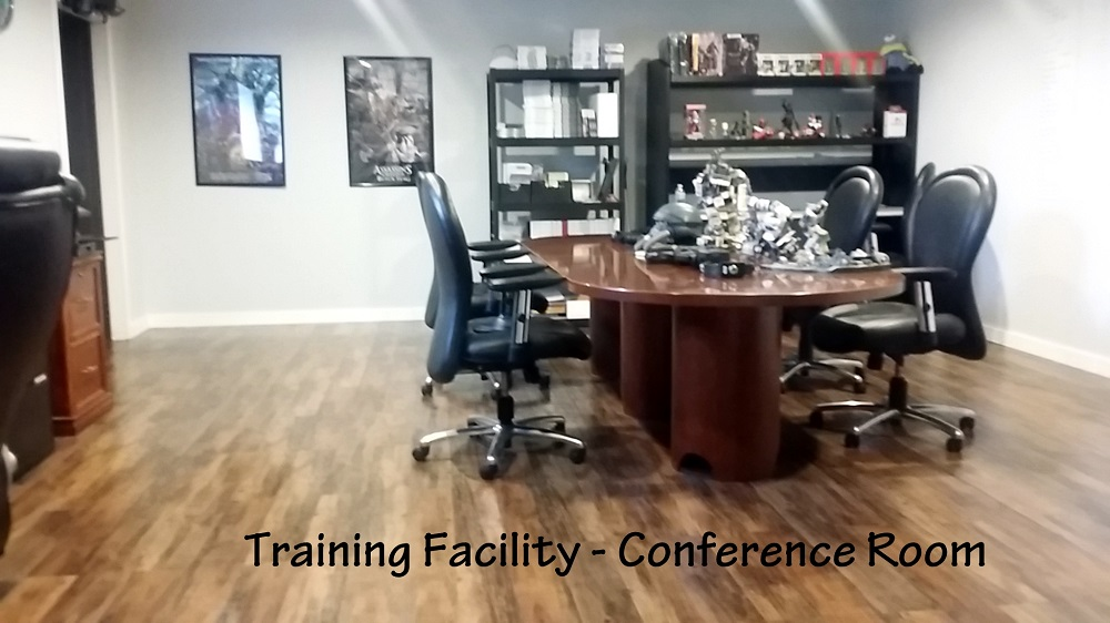 Training Facility and Conference Room - email