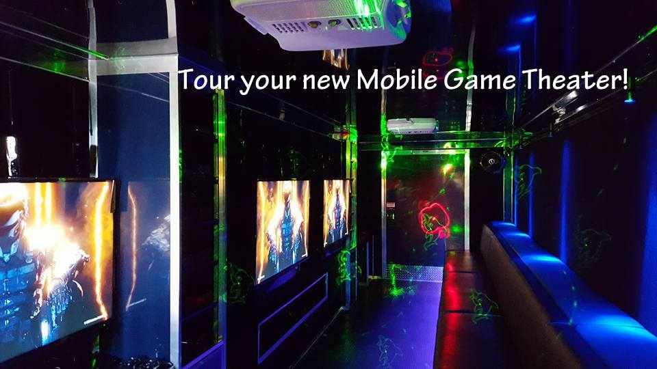 Training Tour your new Mobile Game Theater!